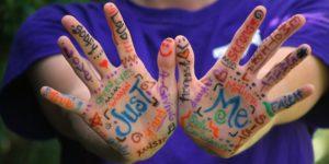 """""""Just Me"""" Hands"""