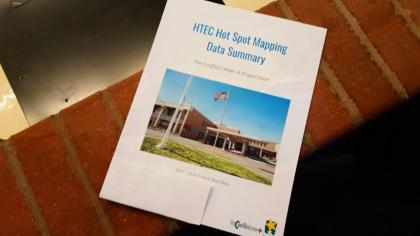 HTEC Hot Spot Mapping Data Summary